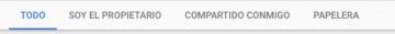 Opciones de vista Google Data Studio