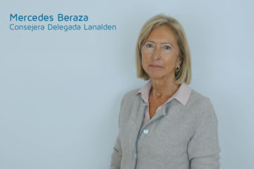 Mercedes Beraza - Consejera Delegada en Lanalden