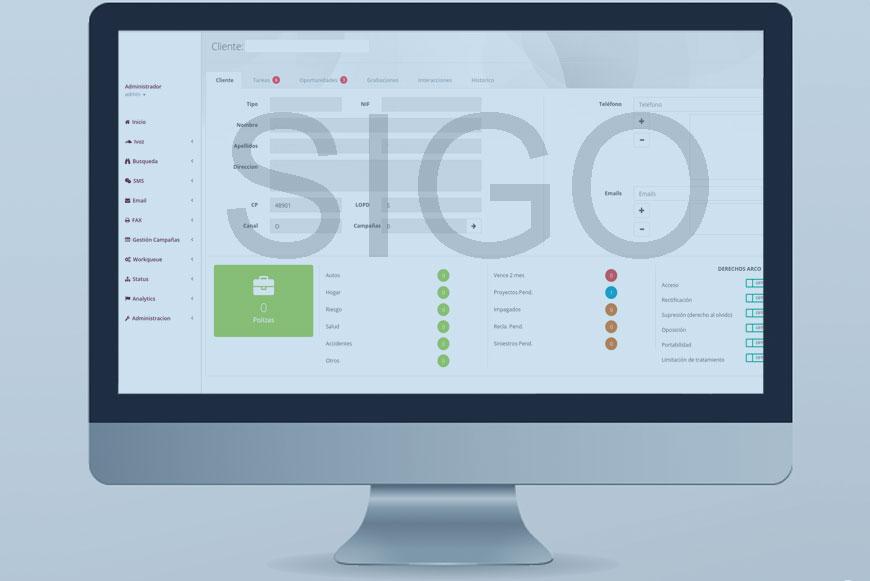 SIGO: herramienta omnicanal | Lanalden Blog